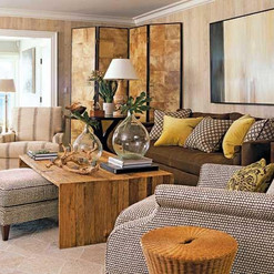 yellow-with-brown-sofa-pillows-pale-yell