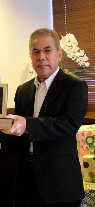 Dato' Dr Raja Malik Raja Mohamed