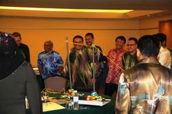 Presentation Session of BCM