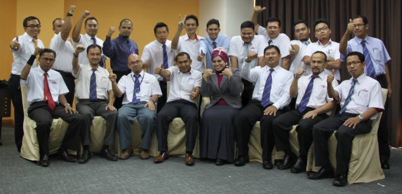 OSISB - DRB-HICOM Group Portrait
