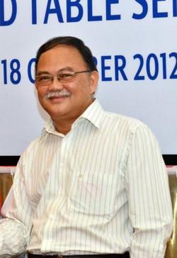 Dr. Ab Rashid Ab Rahim