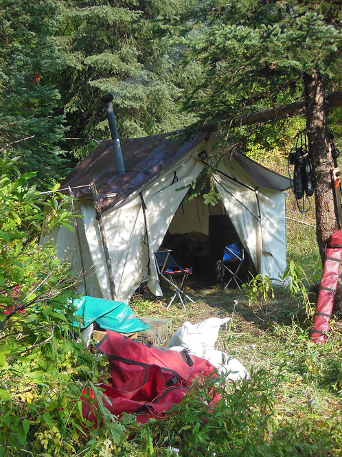 Five Foot Breakdown Riley Tent Frame (Inside Frame only)