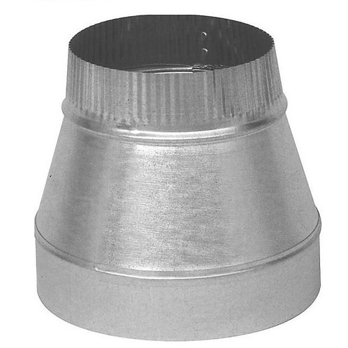 "Pipe Reducer 3"" to 4"""