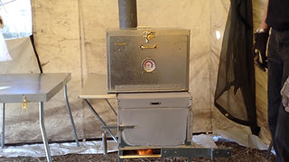How to operate the Riley Warming Oven