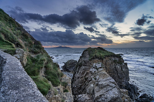 Porth Swtan Sunset from the Causeway