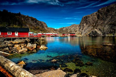 Rorbu of Nusfjord