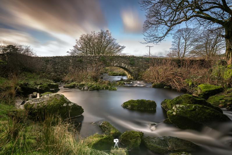 Bridge over Afon Henwy
