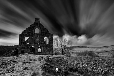 The Ruin of Ynysypandy Slate MIll