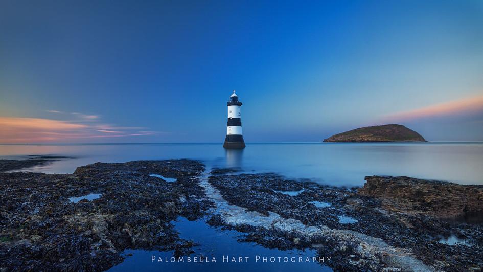 Trwyn Du Lighthouse