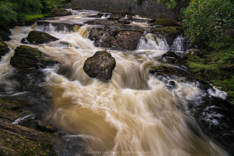 Cascading River