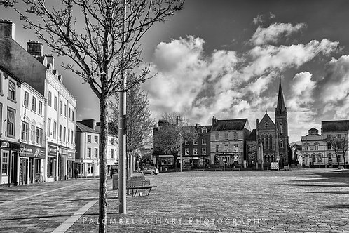 Caernarfon Square