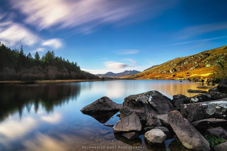 Mountain View 'long exposure'
