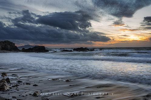 Porth Swtan Sunset