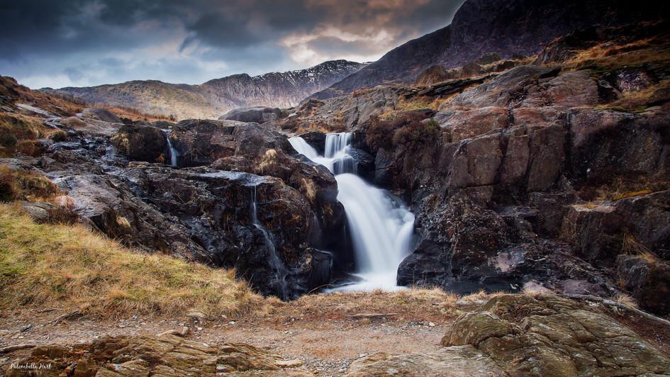 Waterfall on Watkin Path