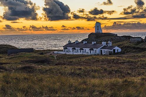 A Llanddwyn Island Sunset