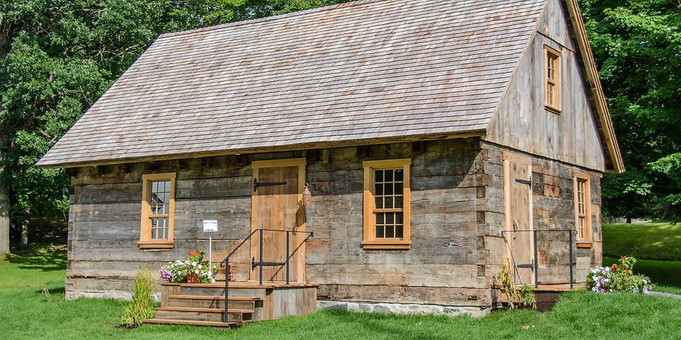 Build your own Cabin // Construisez votre propre cabane