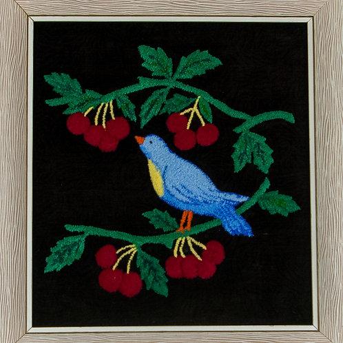 11 Bluebird | Merlebleu