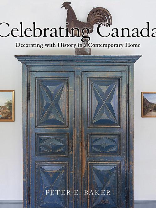 14 Celebrating Canada: Decorating with History (Signed Copy) | Celebrating C...