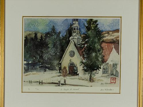 67 Mont Tremblant Church | Église à Mont-Tremblant