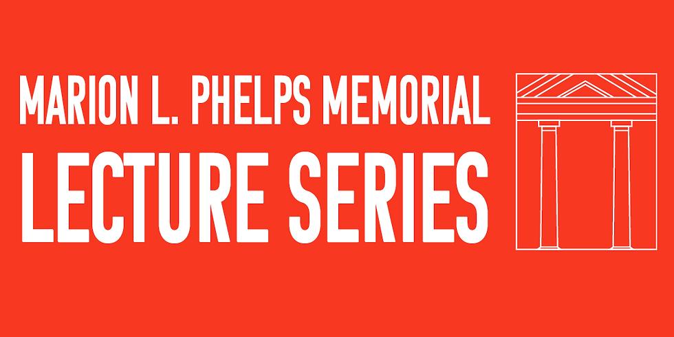 MLP Memorial Lecture Series: Monotown