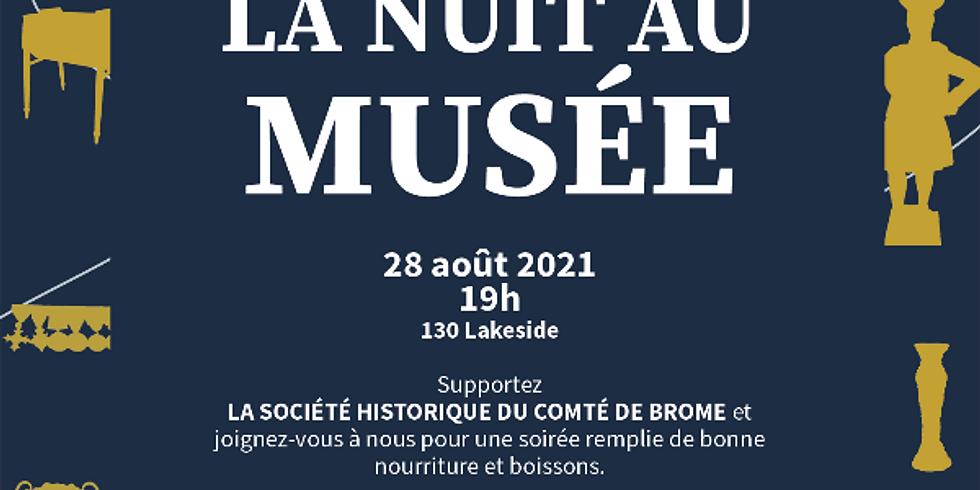 Gala La nuit au musée