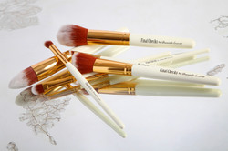 Product Photography Makeup Brushes