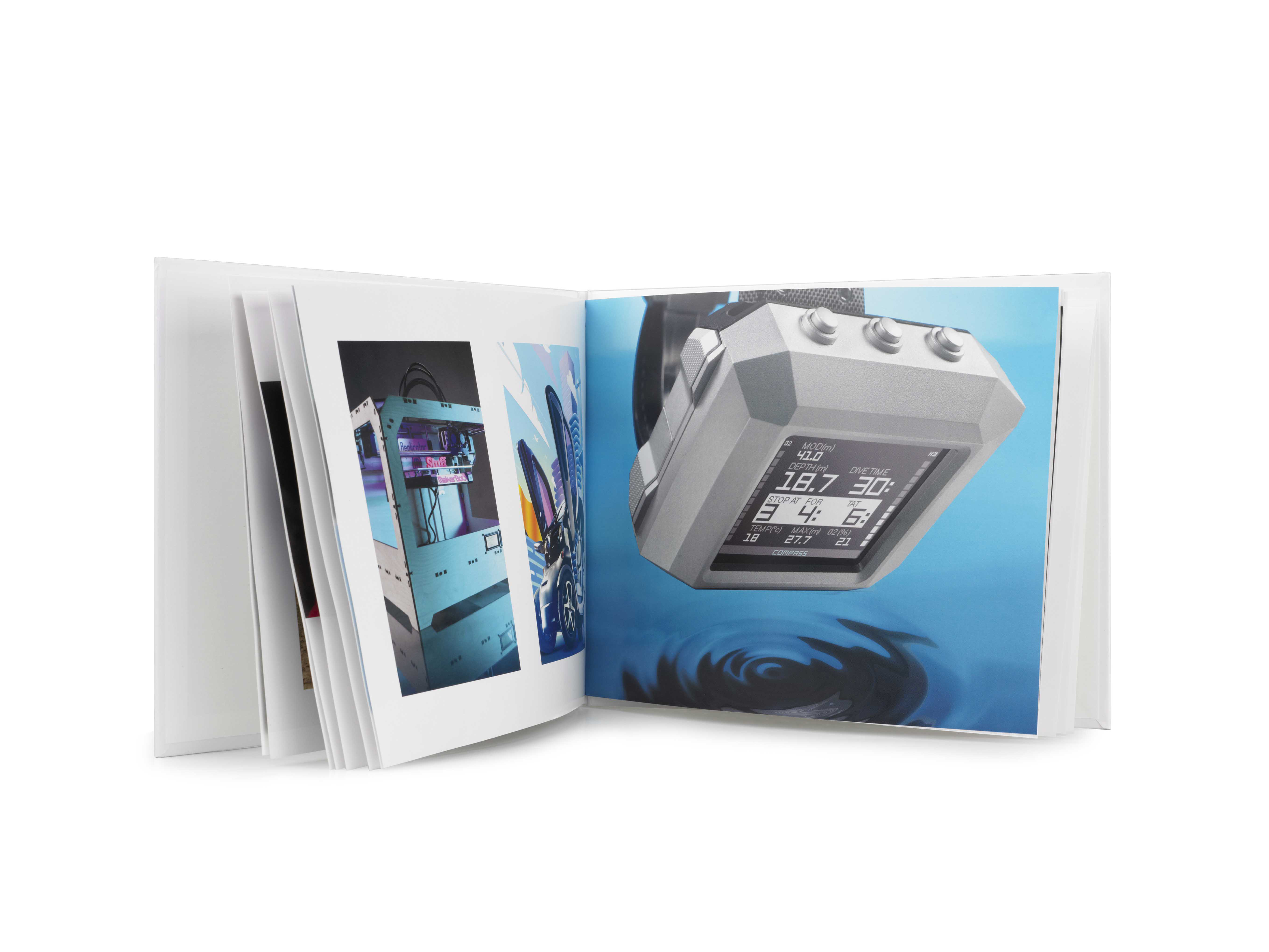 Product Photography Book Catalogue