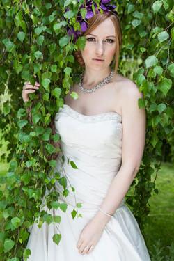 Wedding Photography Bride in Dress