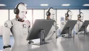 Call center robot otomatis