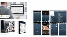 Softphone – software phone untuk Android Apple & Windows PC