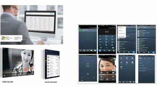 Softphone – software phone untuk Android Apple & Windows PC