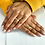 Thumbnail: Par de Alianças Quadrada em Ouro 18K e Prata 5 mm