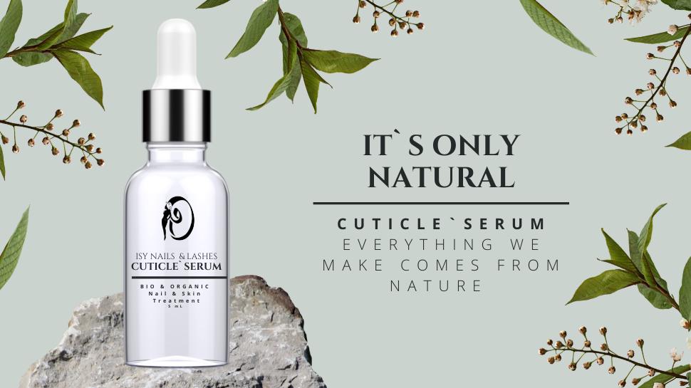 Duda`Oil –  Organic Nail Treatment – Nagelöl 5ml |Pimpente