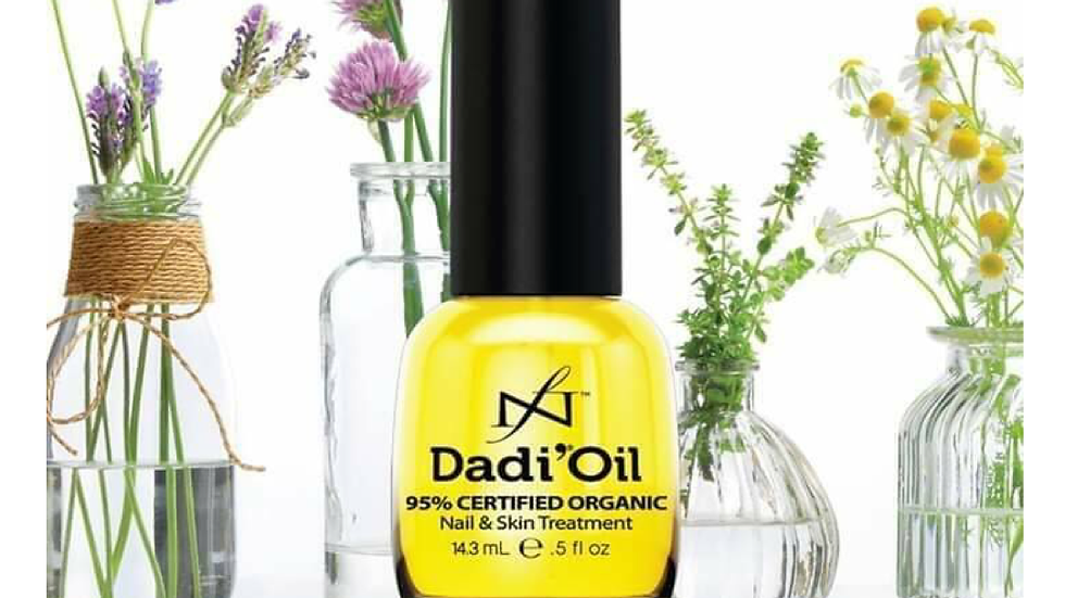 Dadi`Oil – 95% Organic Nail Treatment – Nagelöl 14.75ml