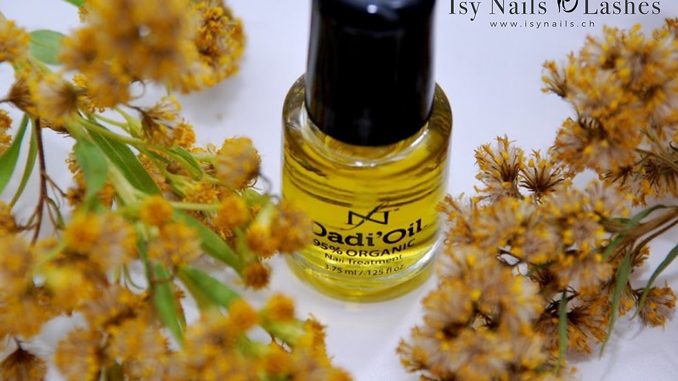 Dadi`Oil – 95% Organic Nail Treatment – Nagelöl 3.75ml