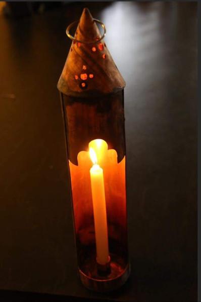14th century lantern