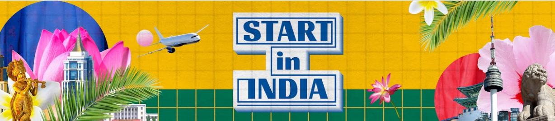 START IN INDIA