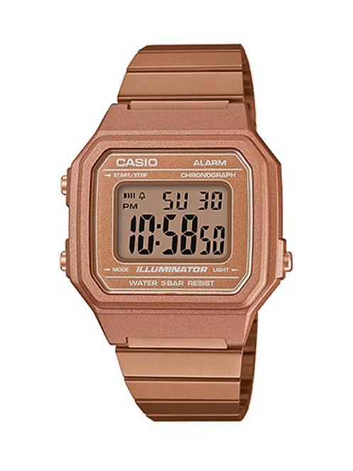 Λίγα πράγματα αντέχουν στο χρόνο και αυτά είναι τα ρολόγια VINTAGE της Casio.  Η σειρά Standard αναδεικνύεται με το νέο μοντέλο B-650WC-5AEF 0e9cc0e7418