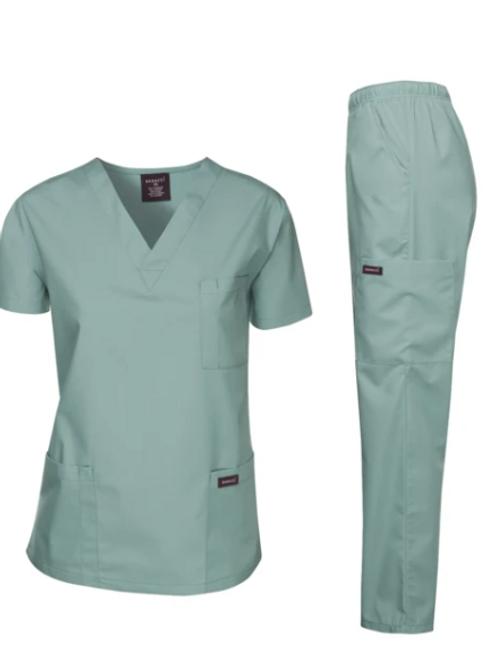 Dagacci Unisex Medical Uniform Set - (KV1000)