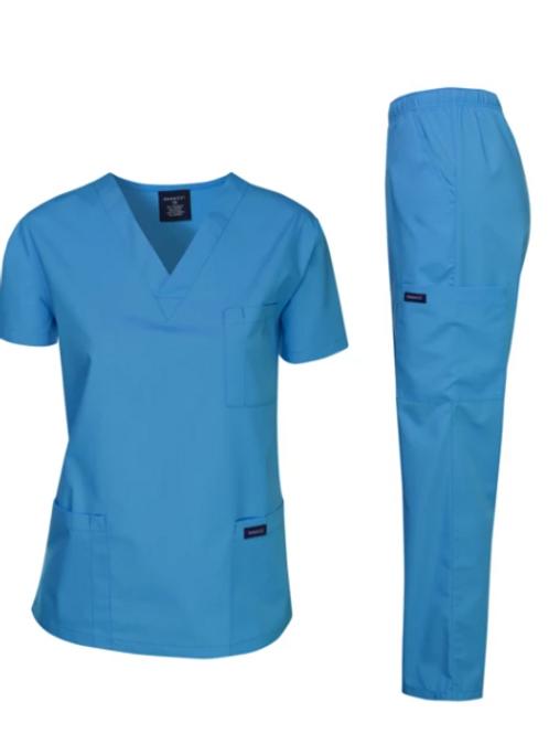 Unisex Medical Uniform Set - Vibrant Collection (1000)