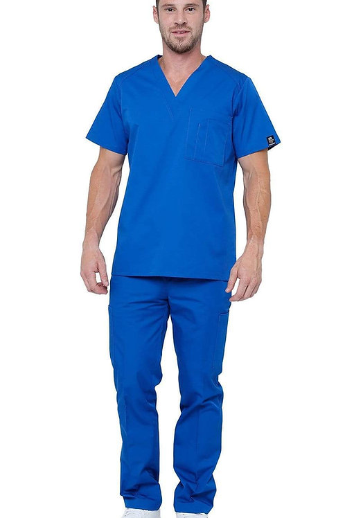 Men's Lightweight 6 Pocket Classic Uniform Scrubs (101B)