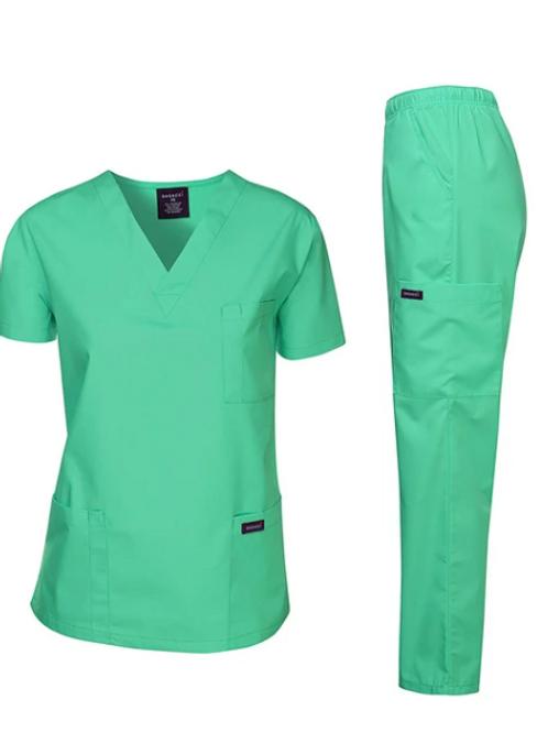 Unisex Medical Uniform Set - Neutrals Collection (1000)