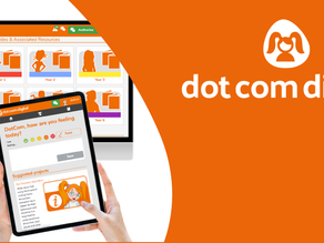 Dot Com Digital: A new wellbeing resource from 2Simple
