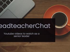 Webinars to watch as a Headteacher