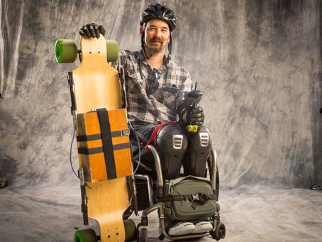 The P-Principles of Personal Mobility Devices for Wheelchair Users - Erik Kondo