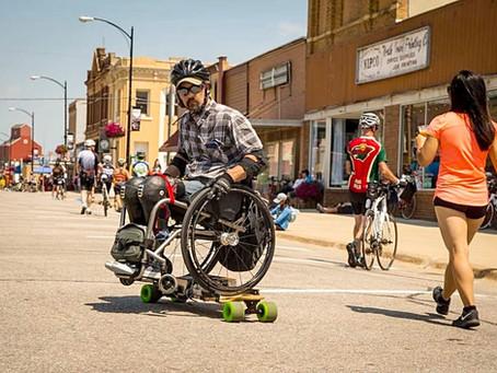 Wheelie Skills and More - Erik Kondo