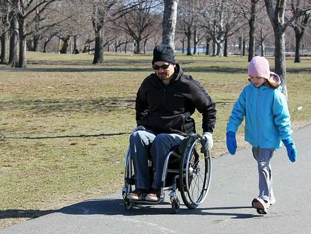 Increasing Mobility for Active Wheelchair Users - Erik Kondo