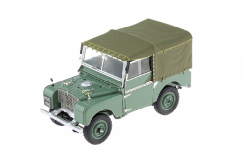 1:43 1948 Land Rover Series 1 'HUE'