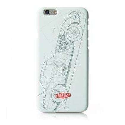 CUSTODIA PER IPHONE HERITAGE E-TYPE