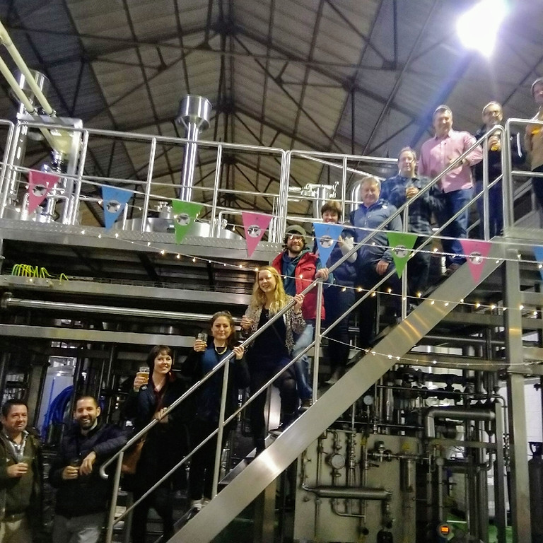 £35 - September's Triple Brewery Night (guided tour)